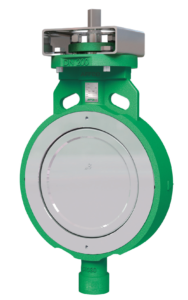 AFFCO S960 Butterfly Valve Series S960 Double Eccentric Wafer