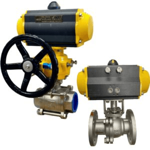 Arita DACBVLUG Act Butterfly Valve Lugged Butterfly Valve