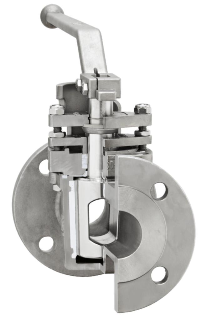 AZ Two-Way High Performance Sleeved Plug Valve Chemical Sealing